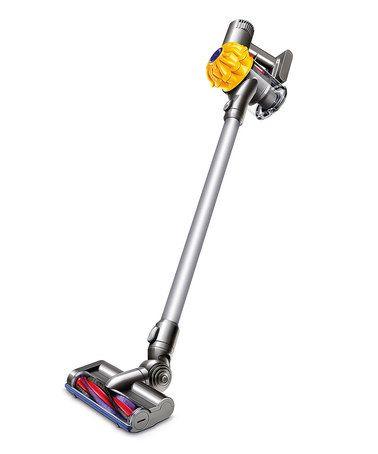 Look At This Zulilyfind Yellow Refurbished Dyson V6 Sv03 Vacuum Zulilyfinds Best Cordless Vacuum Cordless Vacuum Cleaner Stick Vacuum