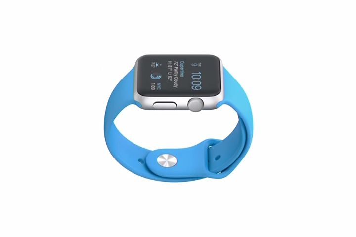 Smart watch by Apple