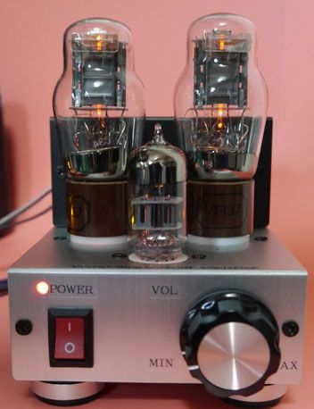 DIY-Audio 1626 (VT-137) Single-Ended Tube Amplifier 1626 (VT