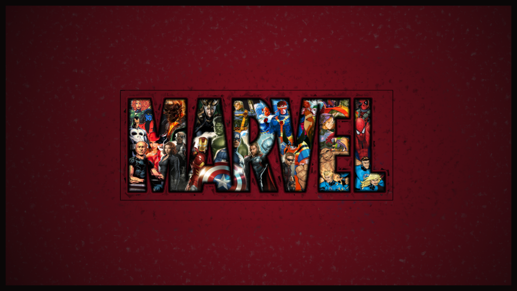 marvel backgrounds Marvel Wallpaper by *TheLightSource