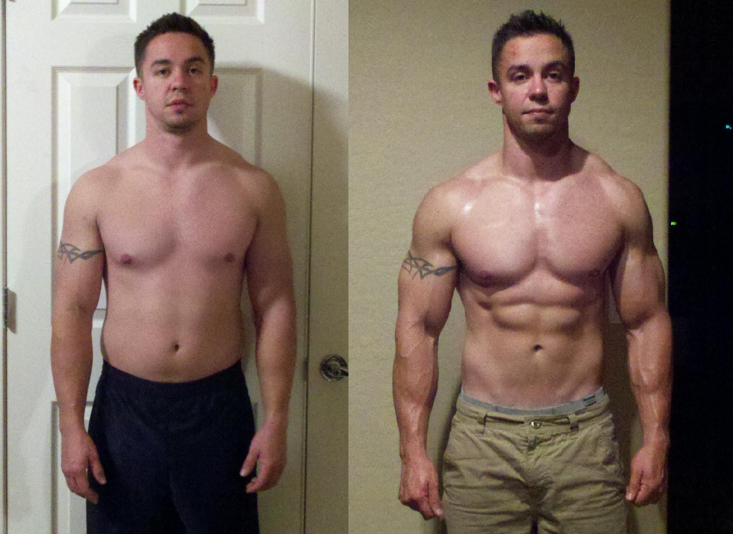 этой фото до и после курса гормона роста прекрасно сочетается ландшафте