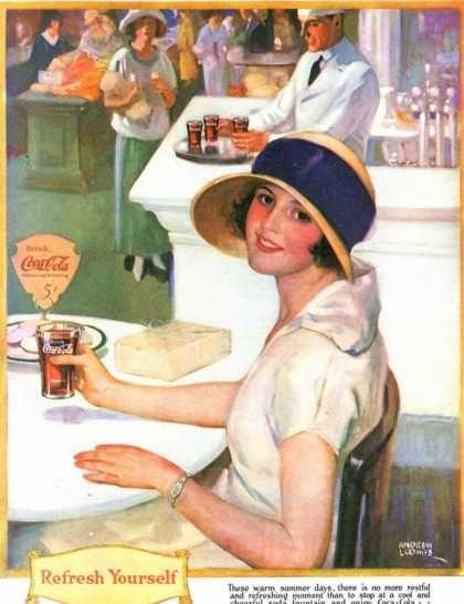 Coca-Cola, USA (1920)