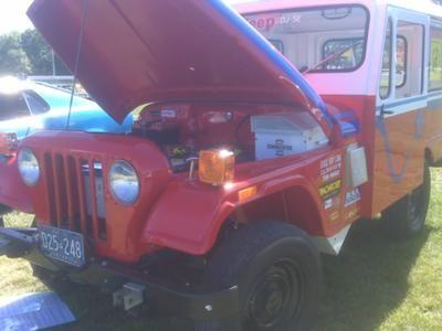 1976 JEEP DJ-5E ELECTRUCK | Love Jeeps! | Jeep, Jeep truck