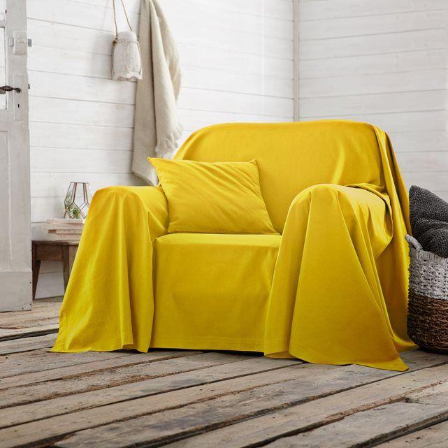 recouvrir canap avec plaid interesting recouvrir un canape housse fauteuil et canapac. Black Bedroom Furniture Sets. Home Design Ideas
