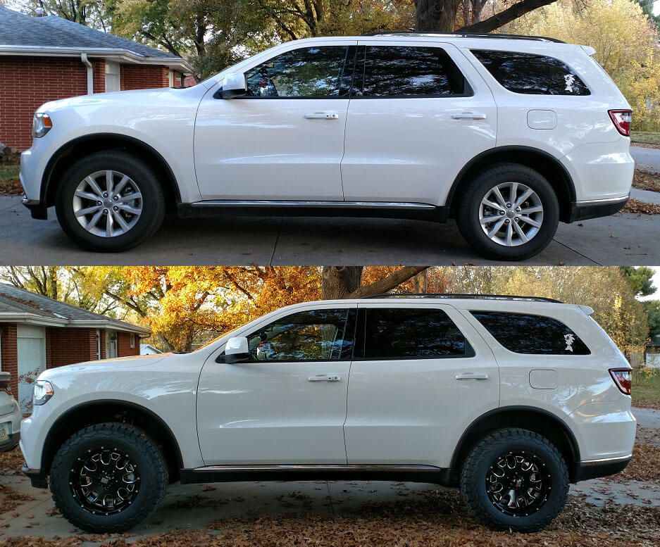 Lifted Dodge Durango 33 Inch Tires Dodge Durango Ford Excursion Suv Cars