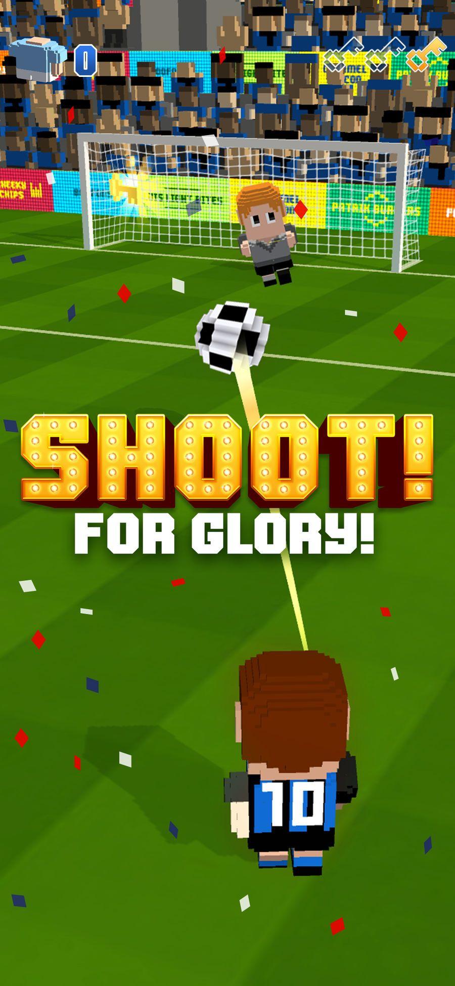 Blocky Soccer ArcadeSportsappsios Soccer, Group