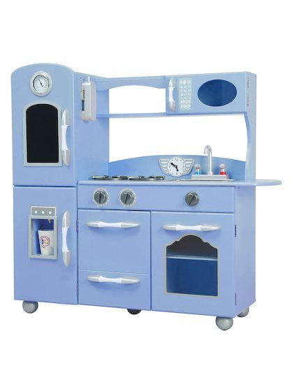 Retro Play Kitchen by Teamson Kids at Gilt