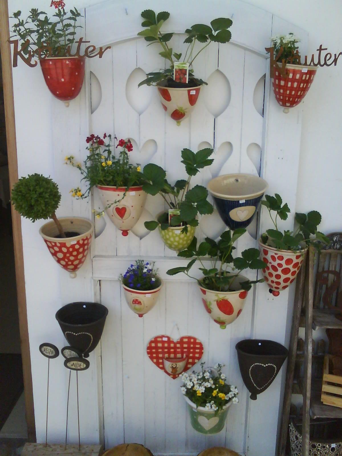 Gartenkeramik | Keramik Maria Meier #tazasceramica