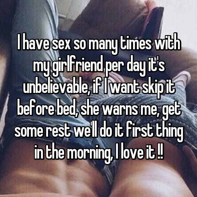 Have Unbelievable Sex