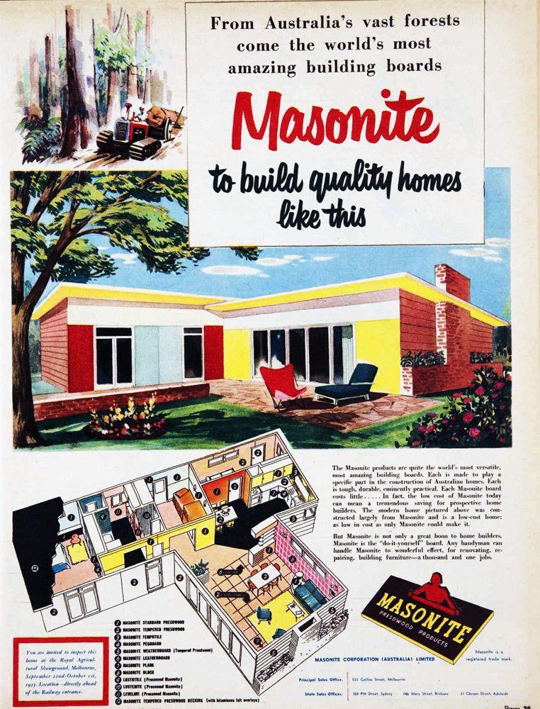 1955 Homes Australia Repinned By Secret Design Studio