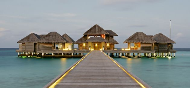 island Huvafen Fushi – Maldives by Jamie Frith