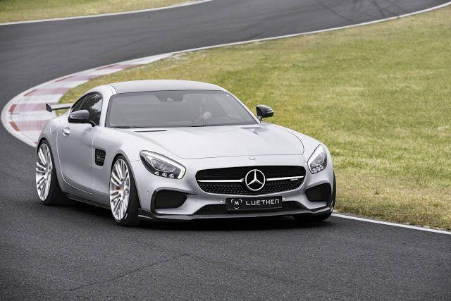 2016 Luethen Motorsport Mercedes Amg Gt 2016 Luethen Motorsport