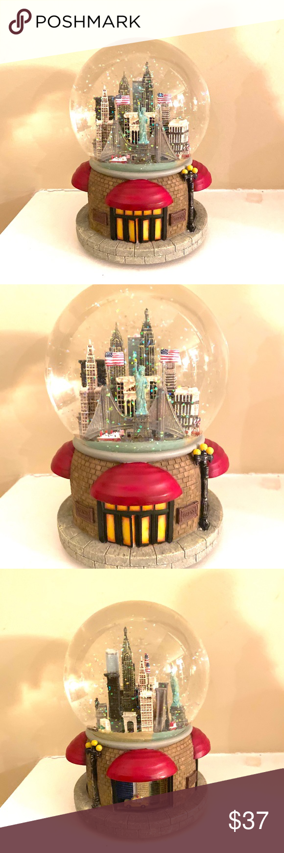 Christmas Musicals Nyc 2020 New York City Holiday Musical Snow Globe Christmas in 2020
