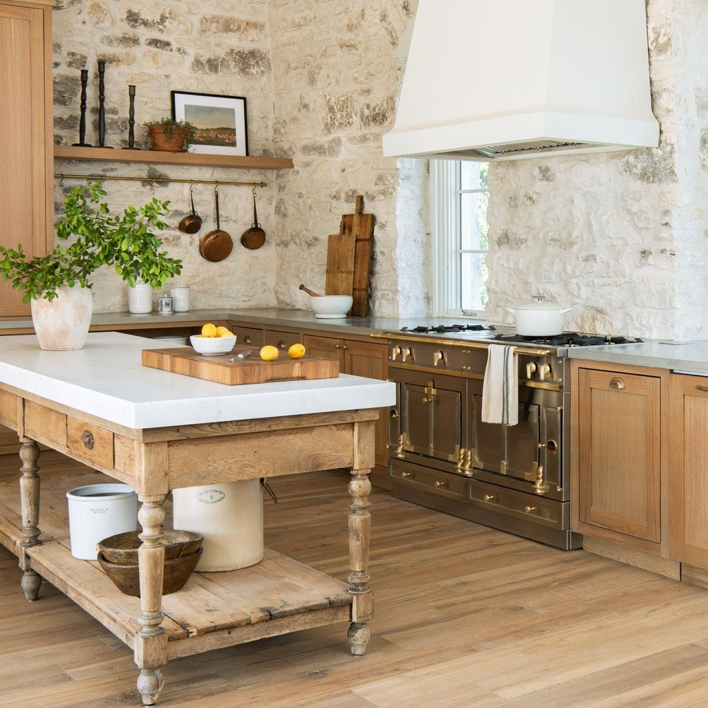 Joanna Gaines Shows Off The Set Of Her Future Cooking Show Home Kitchens Kitchen Design Kitchen Remodel