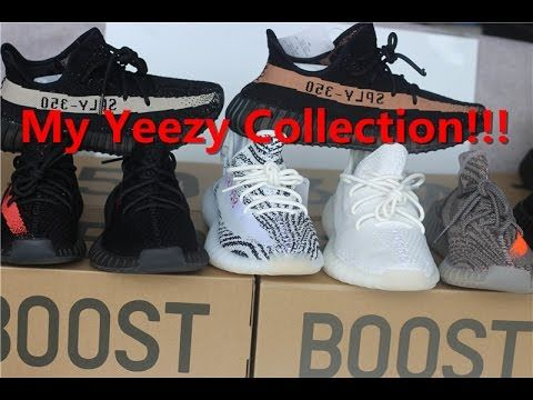 a5a8da3f893b4 My Entire adidas Yeezy Collection from sneakeronfire.us My Entire adidas Yeezy  Collection from sneakeronfire