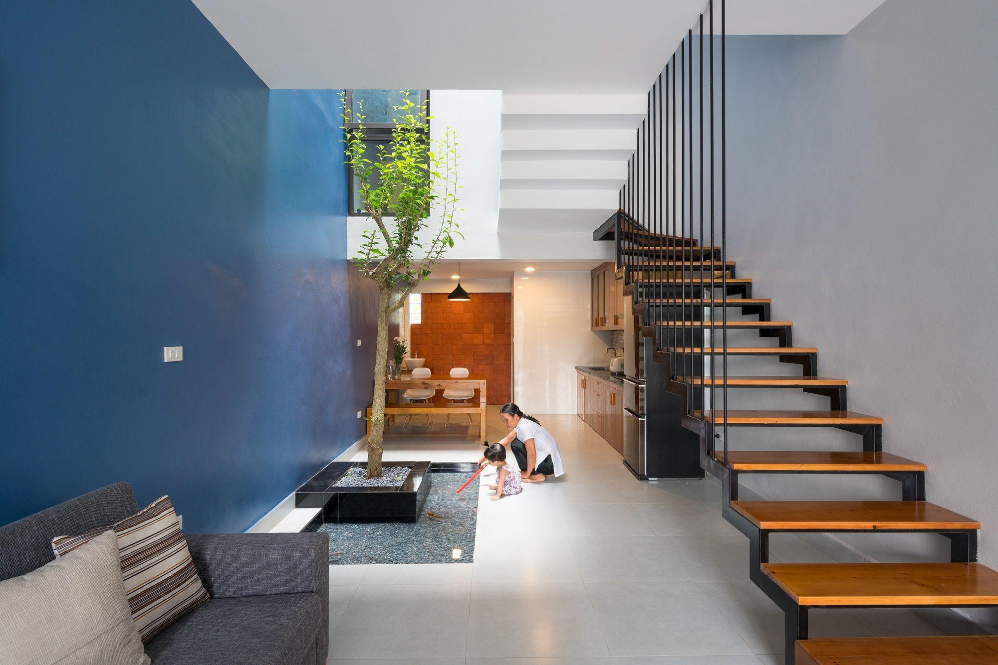 Đàm lộc House / V+studio | Studio, House and Architecture