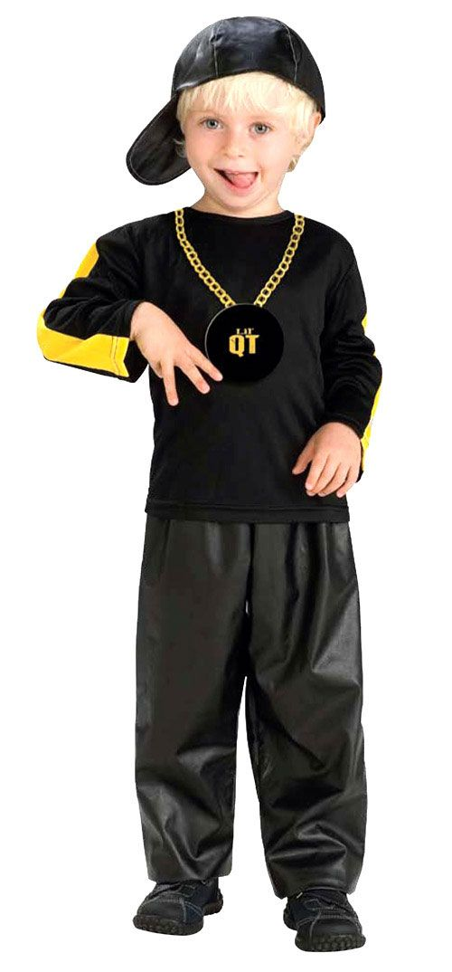 Boys Rapper Costume Kids Halloween Costumes Do In All White And Add The Wings For The Rapper Angels