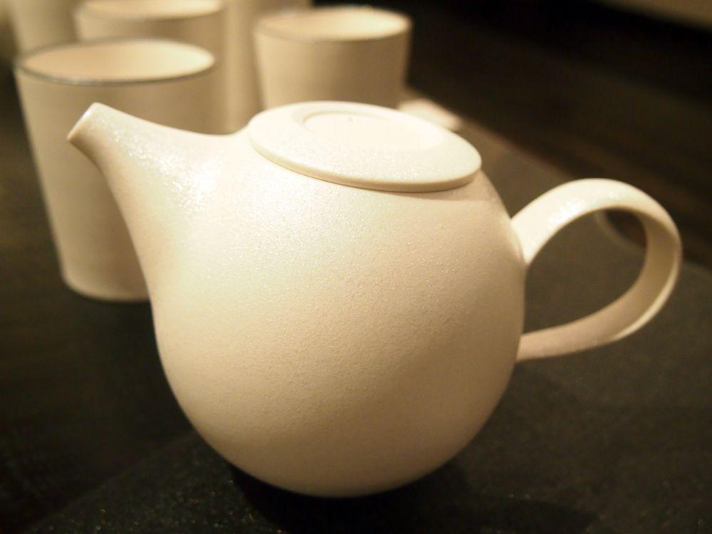 石井和洋さんの陶芸展!!!今日から始まりました! : くわみつの和み時間