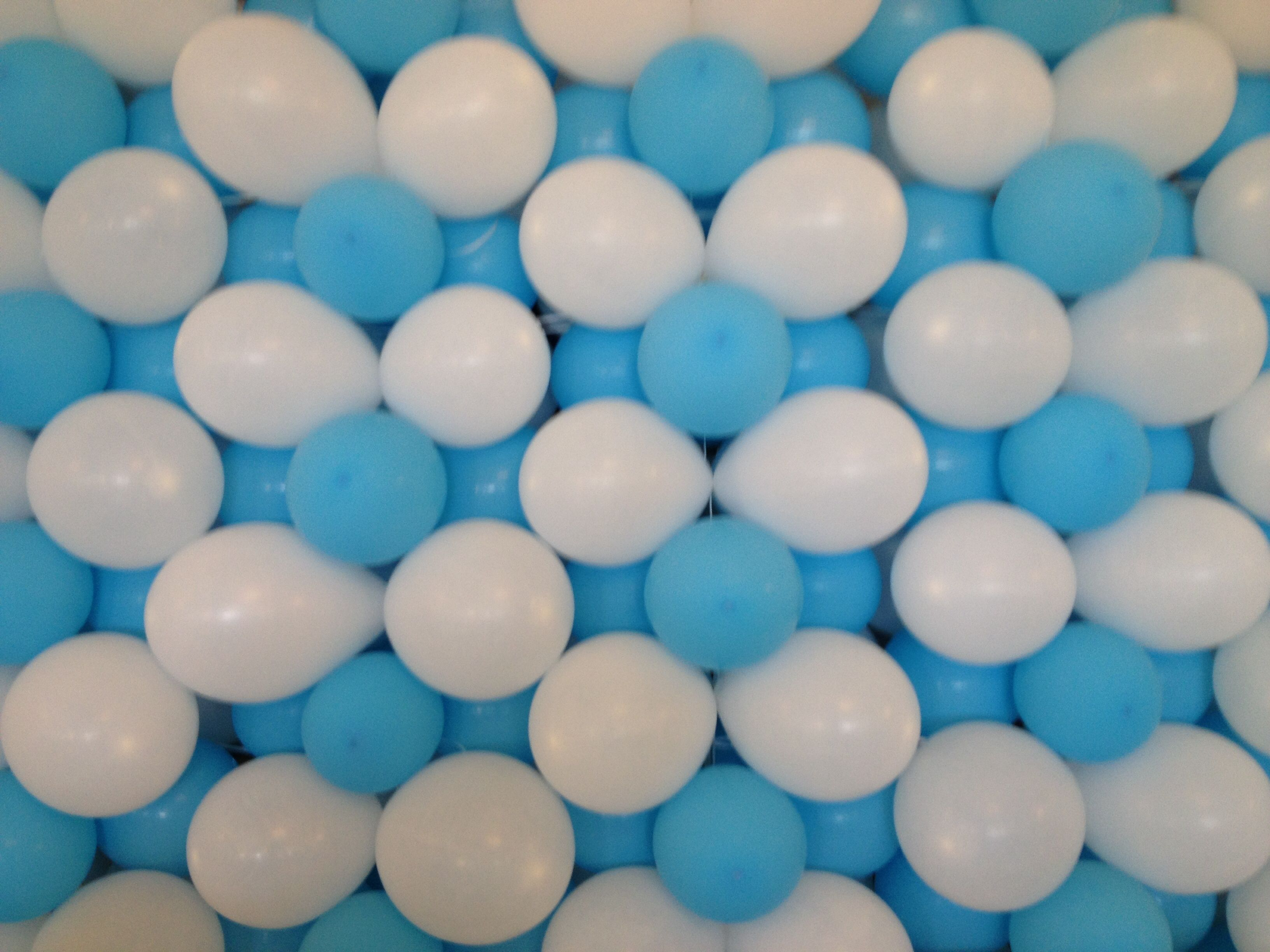 Blue And White Decorations white and blue balloons #christening decorations | party time and