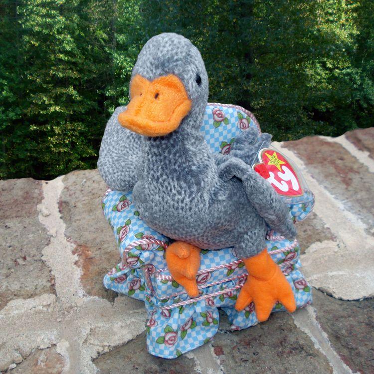 e46e9a605f6 1998 Honks the Goose PE Pellets Generation - SwingTag 5 - TushTag 8 ...