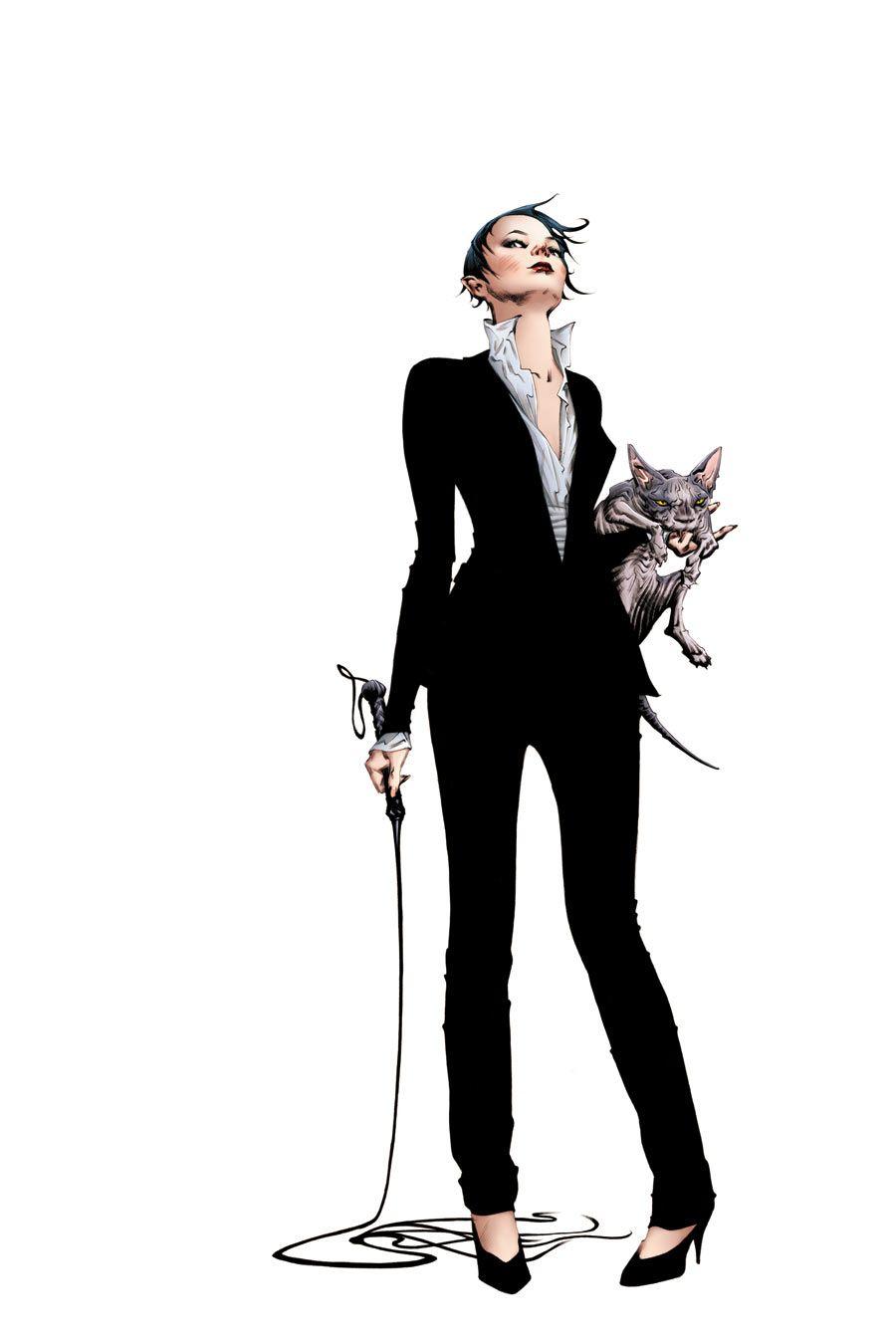 Jae Lee - Catwoman #35
