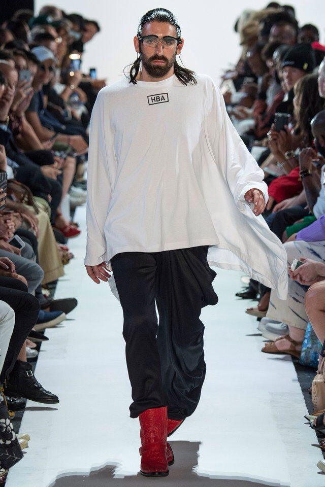 the best attitude b7b97 98767 Hood By Air - Spring 2017 Ready-to-Wear