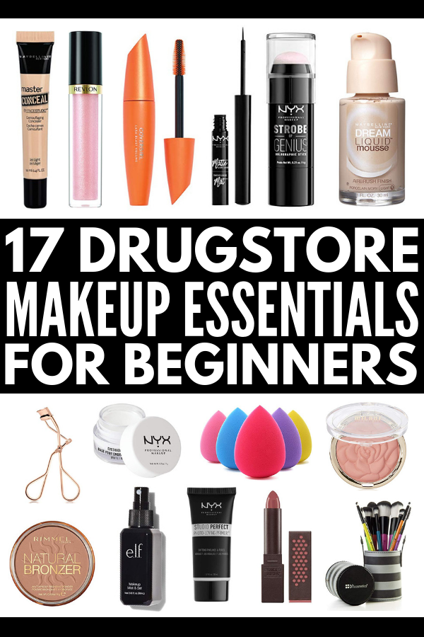 Build Your Own Makeup Kit for Beginners 17 Must Have