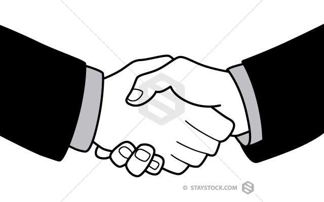 Handshake Lineart Black And White Drawing Pencil Portrait Drawings