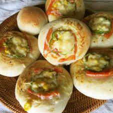 ホームベーカリー おかずパンのレシピ 155品 [クックパッド] 簡単おいしいみんなのレシピが256万品