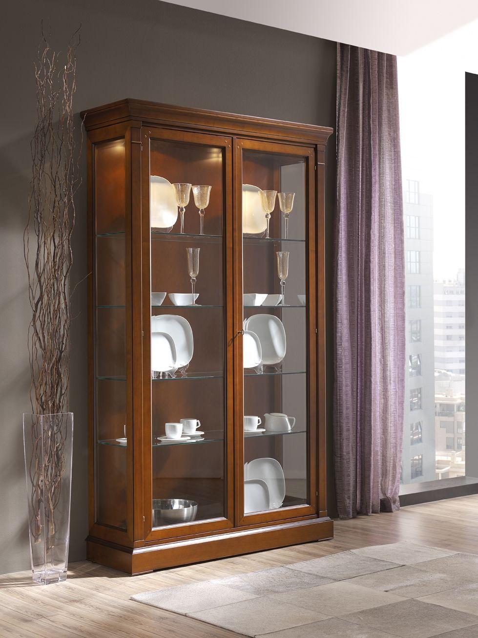 Pin de gary valverde en vitrina pinterest vitrinas for Vitrinas para comedor modernas