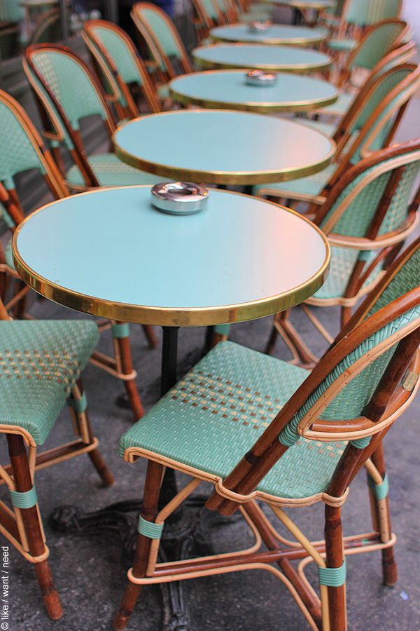 Parisian Cafe Table And Chairs Gaming Under 100 Paris Image Erin Of Like Want Need Blog Homestilo Places