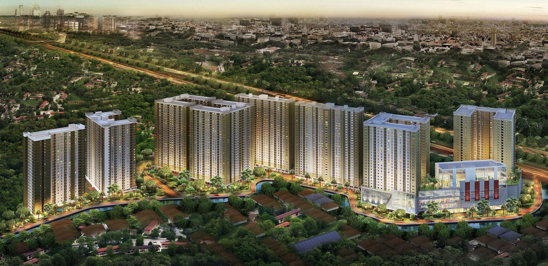 [Pengenalan Gedung] Bassura City Apartment, Jasmine Tower