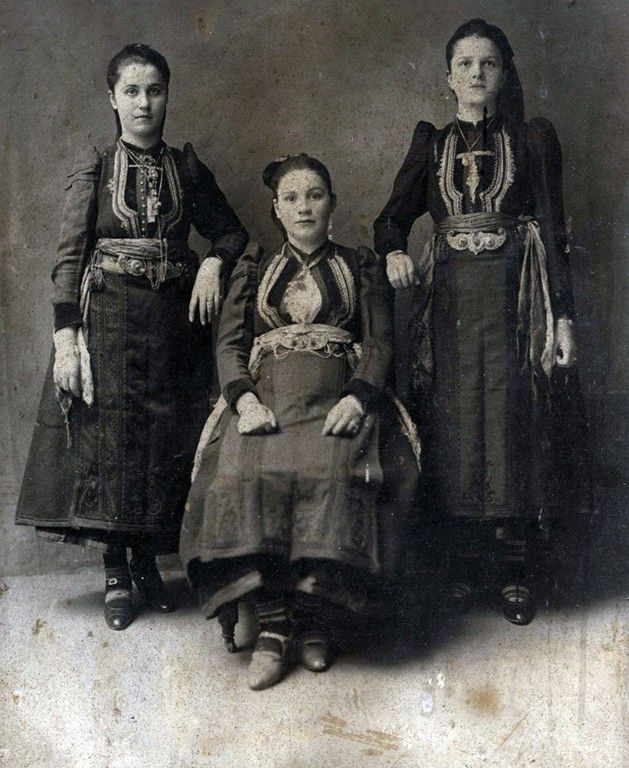 The Photo Collection of Thimi Raci | Albanian culture, Albanian people, Albanians