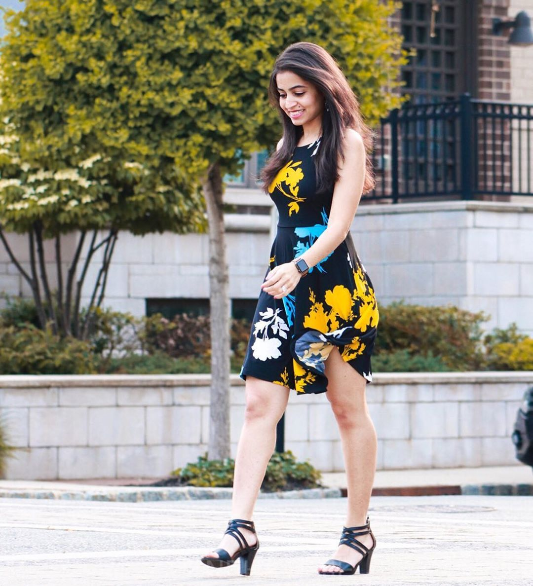 Dress macys sandals jcpenney lifestyleblogger macys