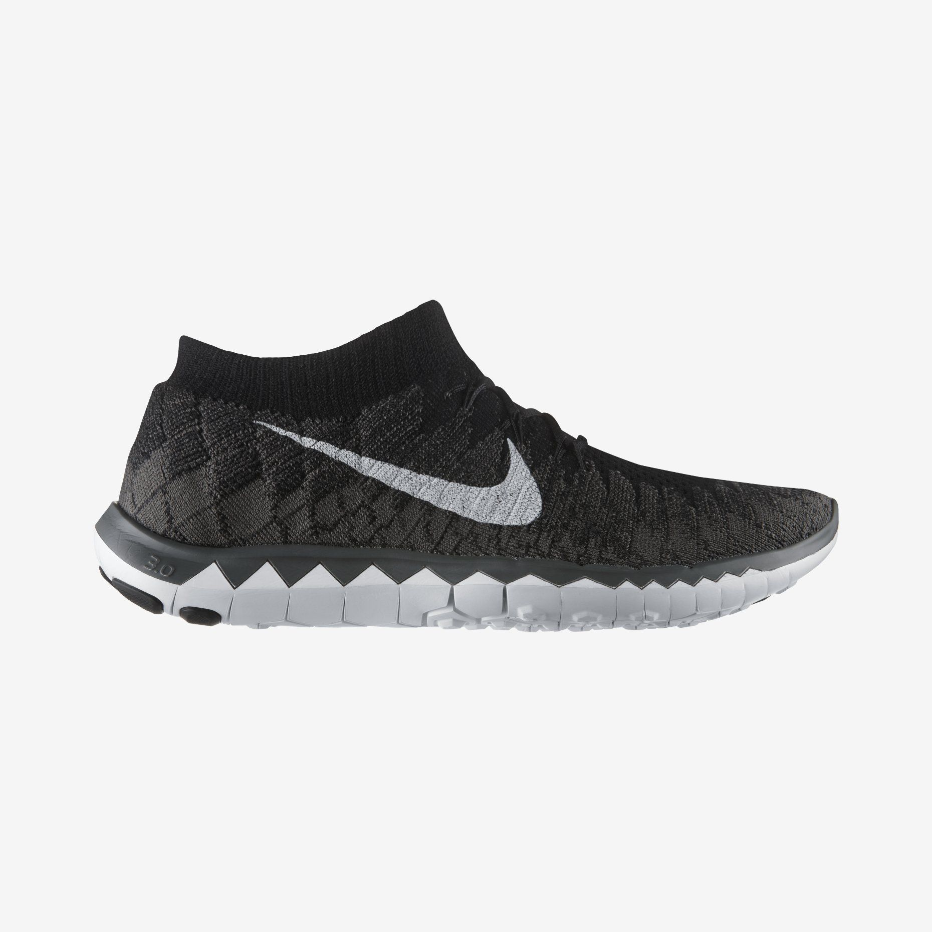 Nike Free 3.0 Flyknit (men's Running Shoe). Nike's most flexible and  natural ride