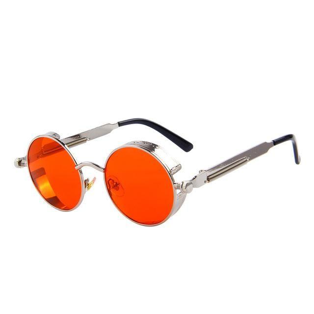 91c61bacc Retro Round Sunglasses (14 Colors)