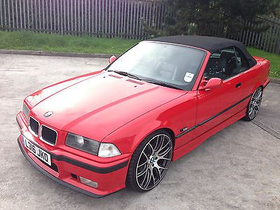 EBay BMW I SERIES CABRIOLET CONVERTIBLE E MANUAL RED - Bmw 325i manual