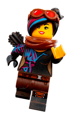 Wyldstyle Heroes Wiki Fandom Powered By Wikia Lego Movie 2 Lego Movie Lego Figures