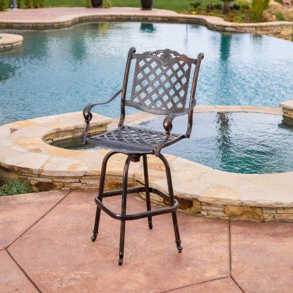 Best Selling Home Piedmont 30 In Bar Stool Outdoor Bar Stools