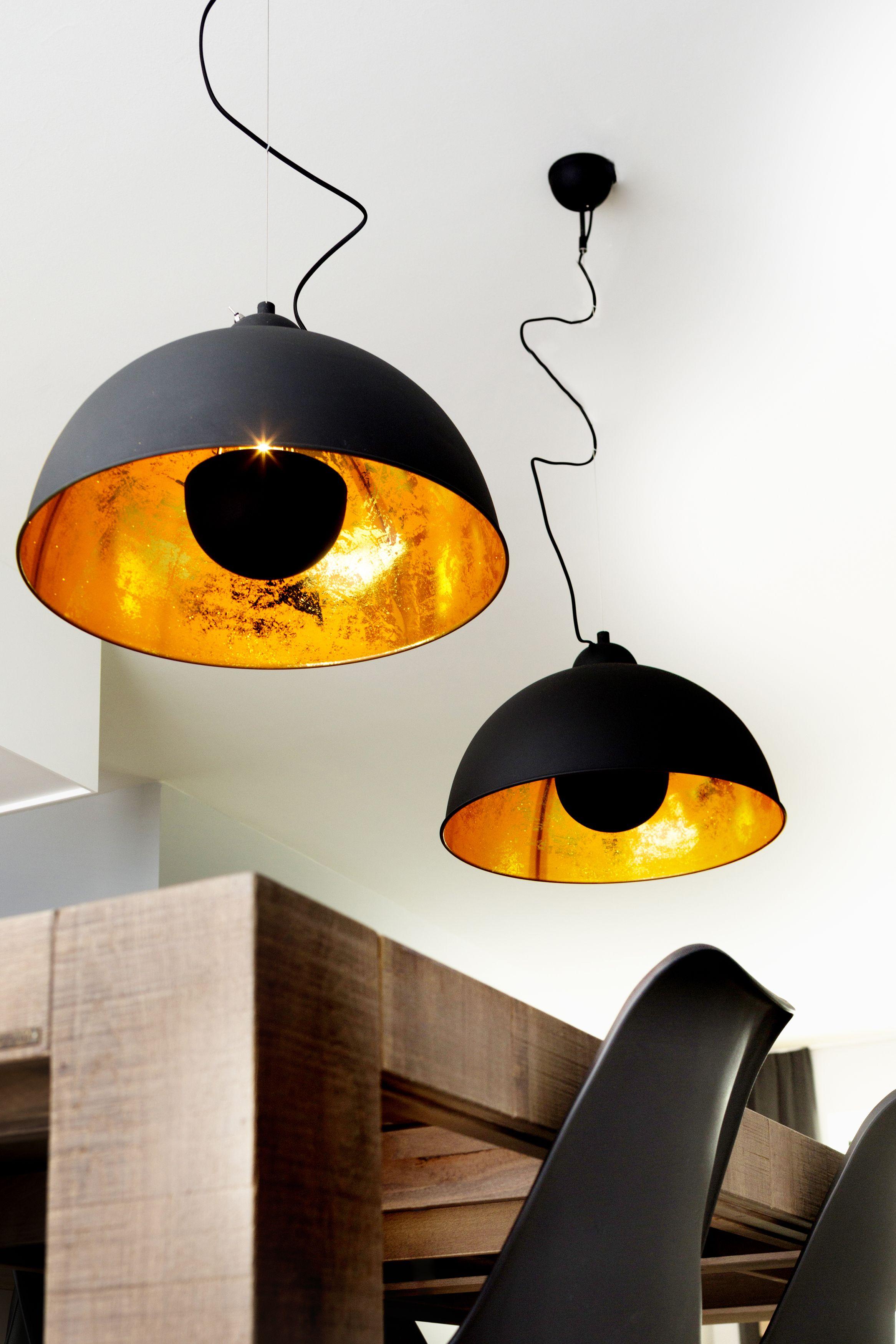 Lovely modern lamps