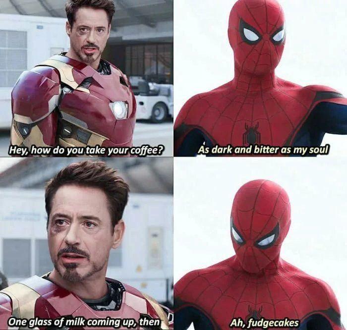 Spoedermen #spider-man