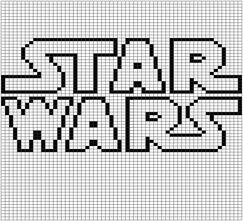 Star Wars Patterns Star Wars Hakeln Decke Stricken Hakeln Und