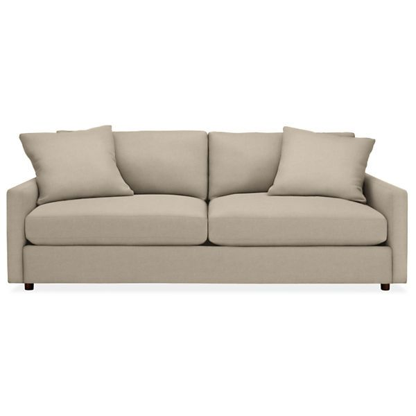 Linger Sofas Modern Sofas Amp Loveseats Modern Living