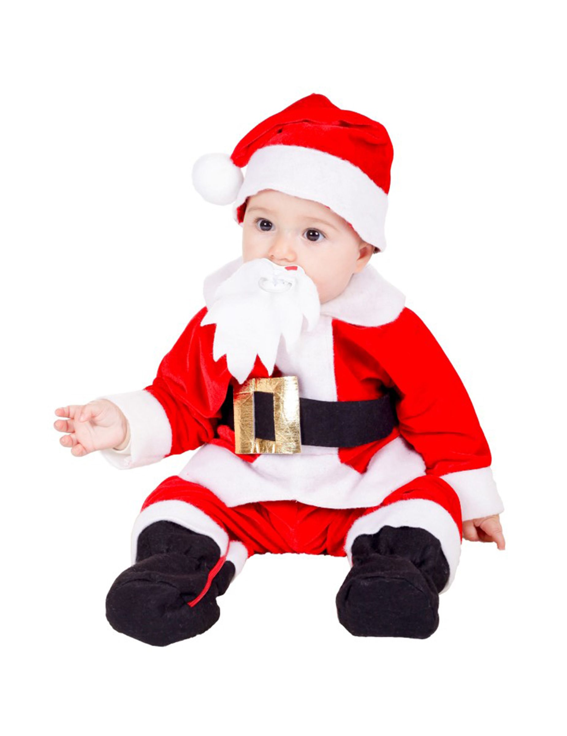 b9c87cf257f0 Disfarce Pai Natal bébé | Natal | Pai natal, Natal e Disfarce
