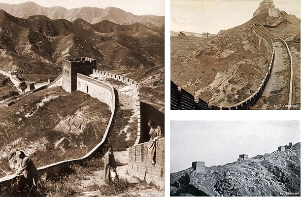 old pictures of great wall of china google search on the great wall of china id=77192