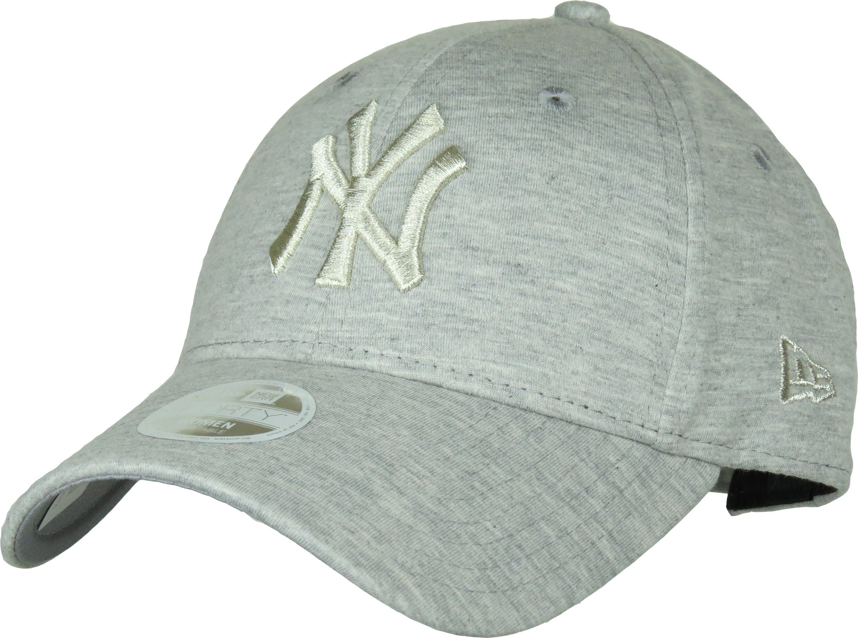 New Era 9Forty Womens Essential Jersey Baseball Cap. Grey d6ef20b410d