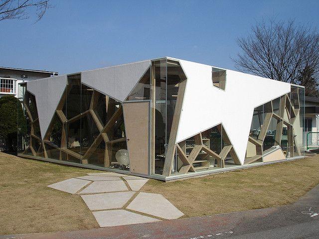 Sumika Pavilion, Utsunomiya, Japan, 2007 / Toyo Ito