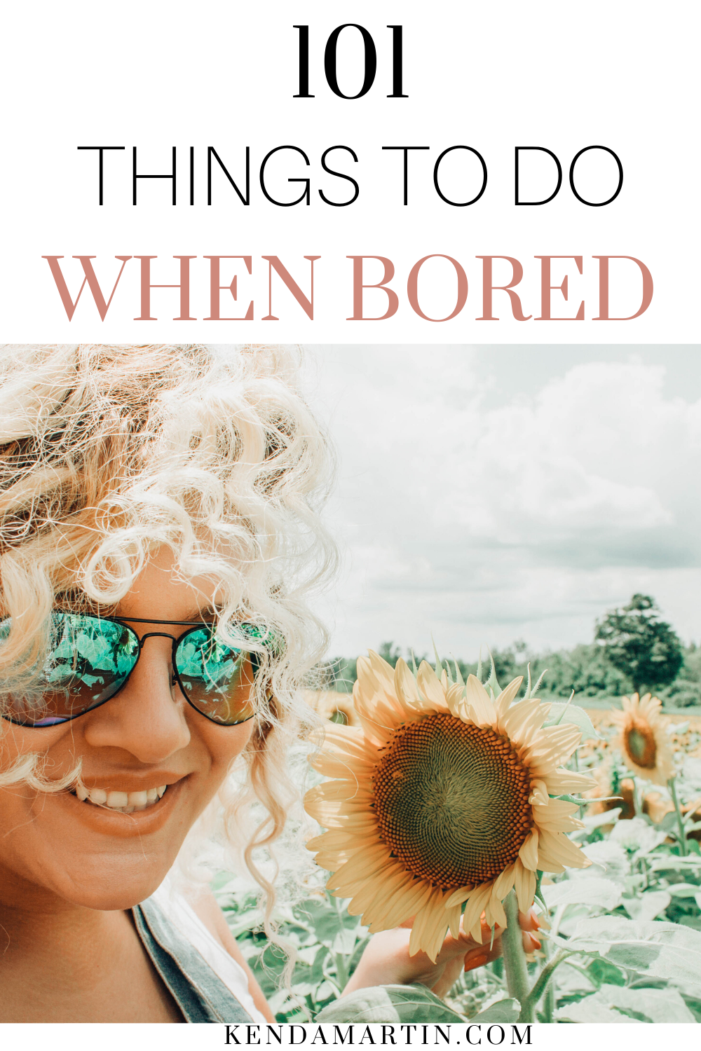 101 PRODUCTIVE THINGS TO DO WHEN YOU'RE BORED