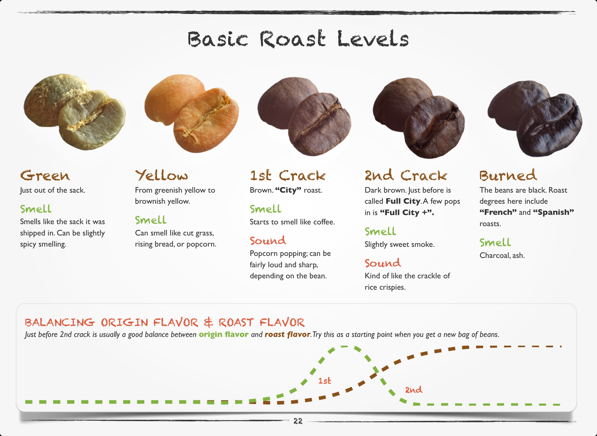 For my fellow coffee geeks that want to roast their own