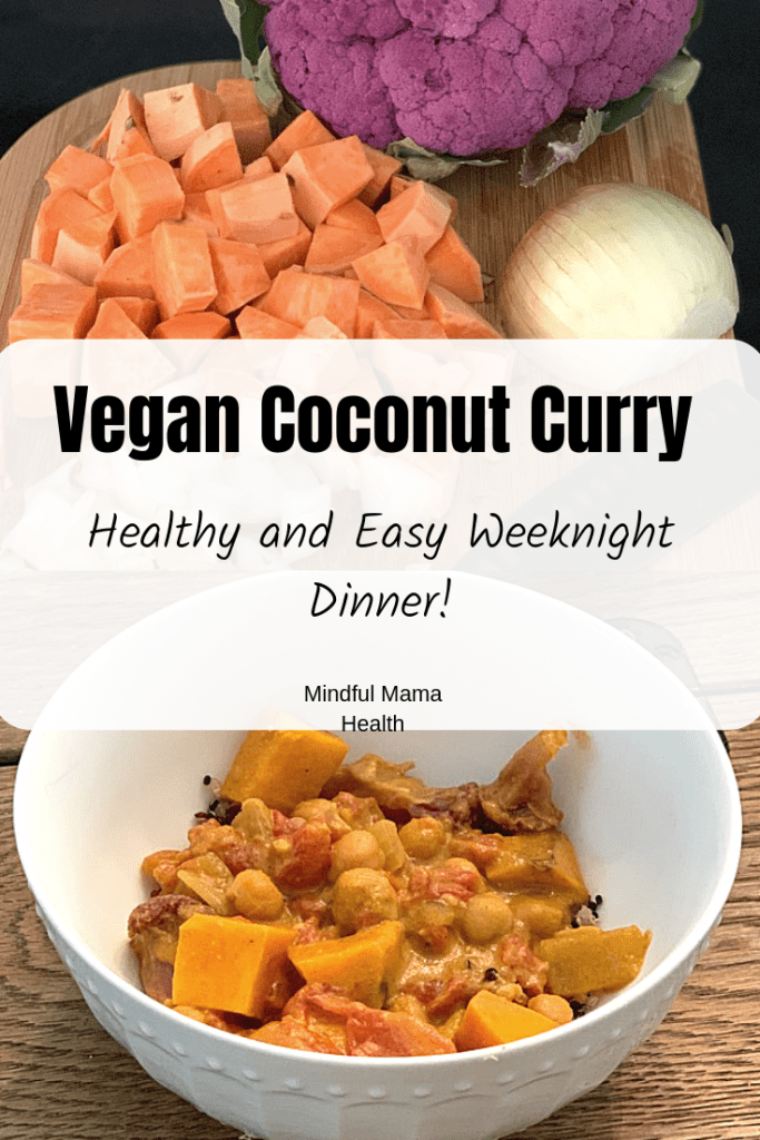 Vegan Coconut Curry images